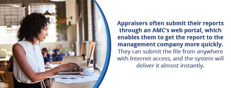 Human Vs  Automated Appraisal Management Services   SAMCO